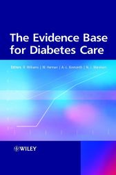 The Evidence Base for Diabetes Care by Rhys Williams