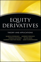 Equity Derivatives by Marcus Overhaus