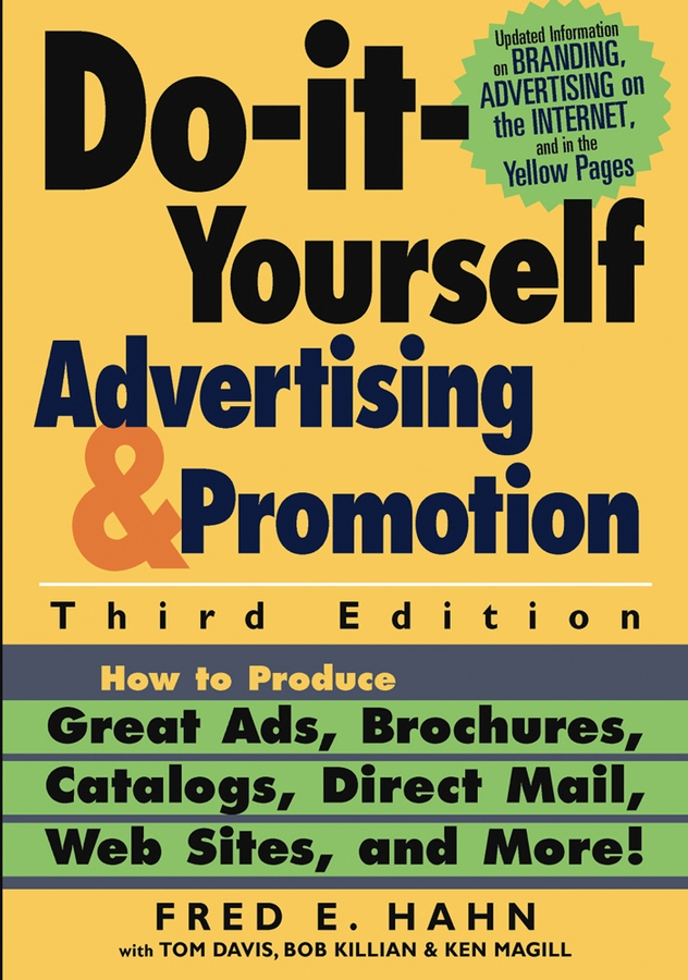 Download Ebook Do-It-Yourself Advertising and Promotion (3rd ed.) by Fred E. Hahn Pdf