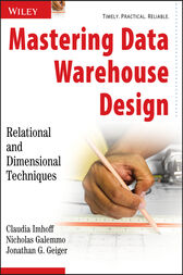 Mastering Data Warehouse Design by Claudia Imhoff