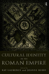 Cultural Identity in the Roman Empire by Dr Joanne Berry