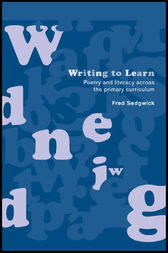 Writing to Learn by Fred Sedgwick