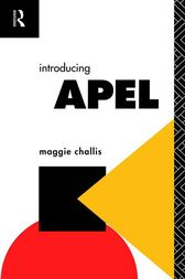 Introducing APEL by Maggie Challis