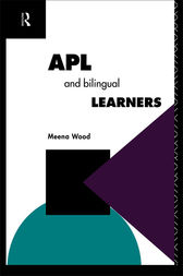 APL and the Bilingual Learner by Meena Wood