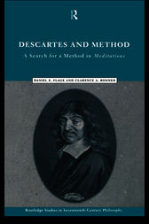 Descartes and Method by Clarence A. Bonnen