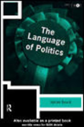 Language of Politics by Adrian Beard