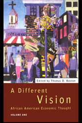 A Different Vision by Thomas D Boston
