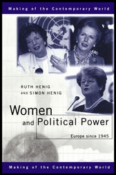 Women and Political Power by Simon Henig
