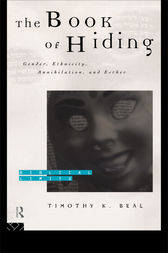 The Book of Hiding by Timothy K. Beal