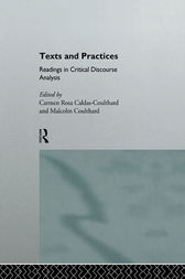 Texts and Practices by Carmen Rosa Caldas-Coulthard