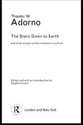 The Stars Down to Earth by Theodor Adorno