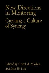 New Directions in Mentoring by Dale W. Lick