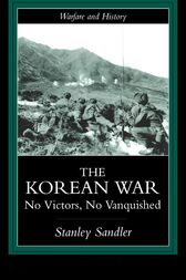 The Korean War by Stanley Sandler