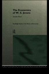 The Economics of W.S. Jevons by Sandra Peart