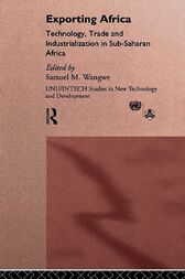 Exporting Africa by Sam Wangwe