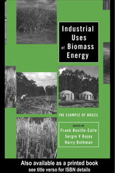 Industrial Uses of Biomass Energy by Frank Rosillo-Calle