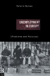 Unemployment in Europe by Valerie Symes