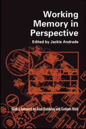 Working Memory in Perspective by Jackie Andrade