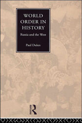 World Order in History by Paul Dukes