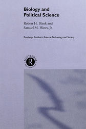 Biology and Political Science by Robert Blank