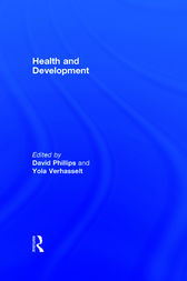 Health and Development by David Phillips