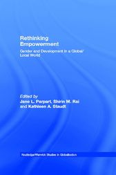 Rethinking Empowerment by Jane L. Parpart