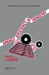 Energy Efficiency in Industry by J. Sirchis