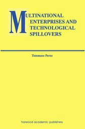 Multinational Enterprises and Technological Spillovers by Tommaso Perez