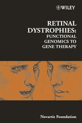 Retinal Dystrophies by Gregory R. Bock