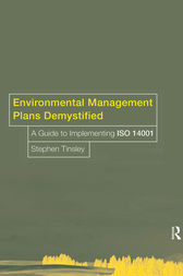Environmental Management Plans Demystified by Stephen Tinsley