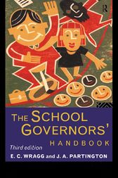 The School Governors' Handbook by J A Partington