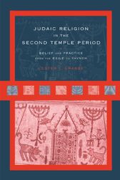 Judaic Religion in the Second Temple Period by Lester L. Grabbe