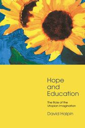 Hope and Education by Professor David Halpin