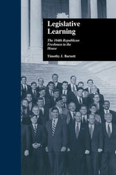 Legislative Learning by Timothy J. Barnett