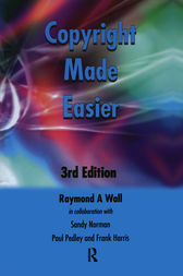 Copyright Made Easier by Frank Harris