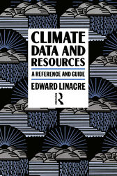Climate Data and Resources by Edward Linacre