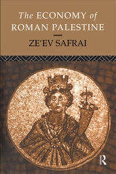 The Economy of Roman Palestine by Ze'ev Safrai