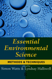 Essential Environmental Science by Simon Watts