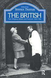 The British by Terence Thomas