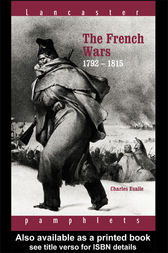 The French Wars 1792-1815 by Charles Esdaile