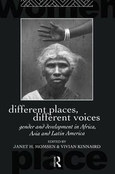 Different Places, Different Voices by Vivian Kinnaird