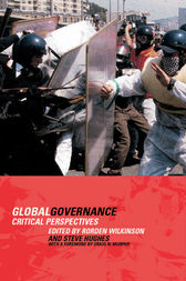 Global Governance by Steve Hughes
