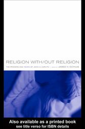 Religion With/Out Religion by James Olthuis