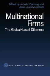 Multinational Firms by John Dunning