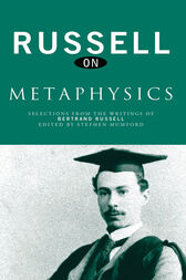 Russell on Metaphysics by Bertrand Russell