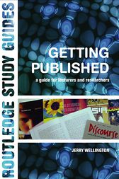 Getting Published by Jerry Wellington