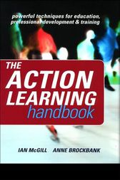 The Action Learning Handbook by Anne Brockbank