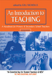An Introduction to Teaching by Gill Nicholls