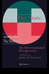 The State And The School by John Turner
