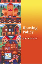 Housing Policy by Jean Conway